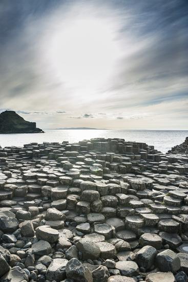 The Giants Causeway, County Antrim, Ulster, Northern Ireland, United Kingdom-Michael Runkel-Photographic Print