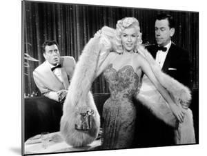 The Girl Can't Help It, Jayne Mansfield, Tom Ewell, 1956