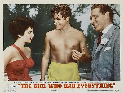 The Girl Who Had Everything, 1953--Art Print