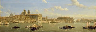 The Giudecca, Venice, 1854-David Roberts-Giclee Print