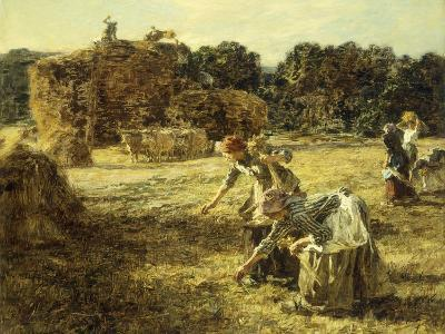 The Gleaners-L?on Augustin L'hermitte-Giclee Print