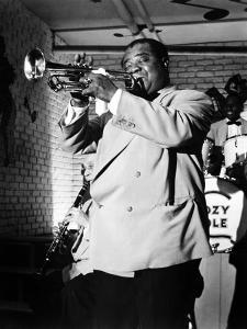 The Glenn Miller Story, Louis Armstrong, 1954