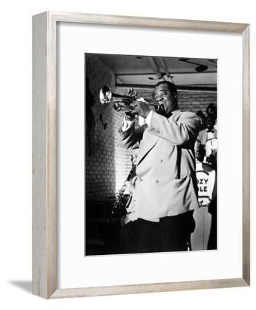 The Glenn Miller Story, Louis Armstrong, 1954