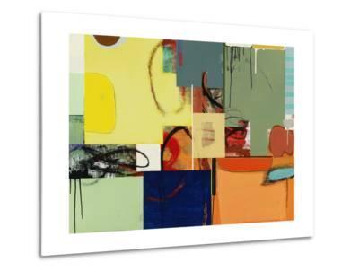 The Glimpse-David Dauncey-Metal Print