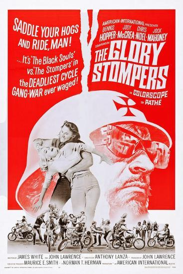 The Glory Stompers--Art Print