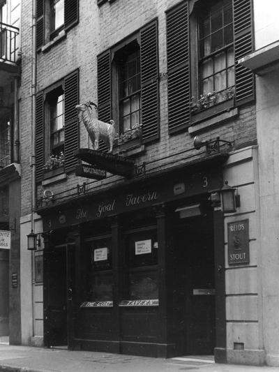 The Goat Tavern--Photographic Print