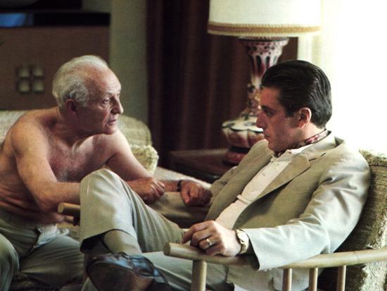 The Godfather: Part II, Lee Strasberg, Al Pacino, 1974' Photo | Art.com