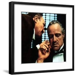 The Godfather, Salvatore Corsitto, Marlon Brando, 1972