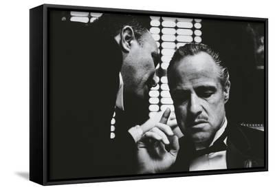 The Godfather-The Chelsea Collection-Framed Canvas Print