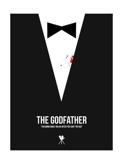 The Godfather-David Brodsky-Premium Giclee Print