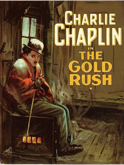 The Gold Rush, 1925--Art Print