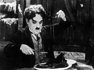 The Gold Rush, Charlie Chaplin, 1925