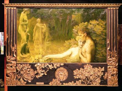 The Golden Age, 1897-98-Janos Vaszary-Giclee Print