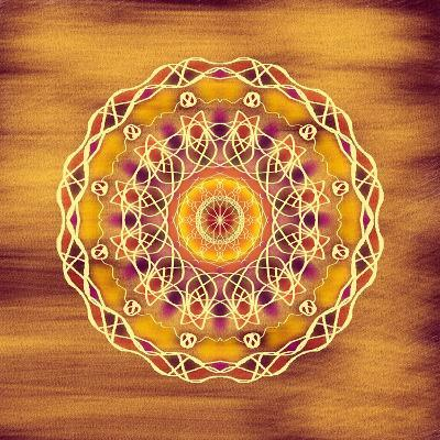 The Golden Disc-Deanna Tolliver-Giclee Print