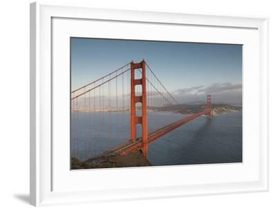 The Golden Gate Bridge in San Francisco, California-Jeff Mauritzen-Framed Photographic Print