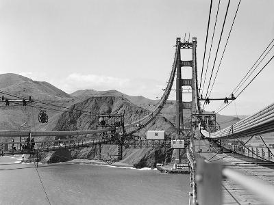 The Golden Gate Bridge--Photographic Print