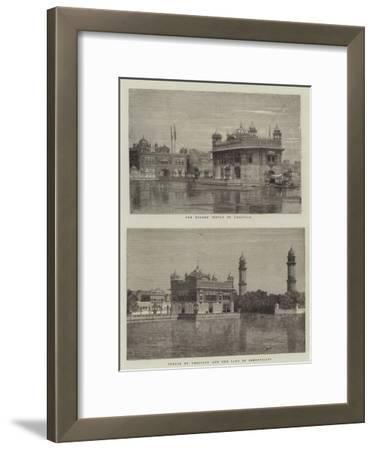 The Golden Temple of Umritsur