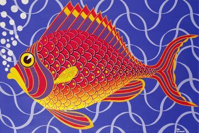 The Goldfish-Peter Szumowski-Giclee Print