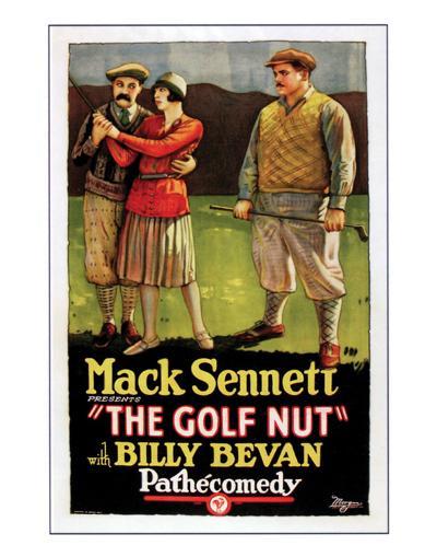 The Golf Nut - 1927--Giclee Print