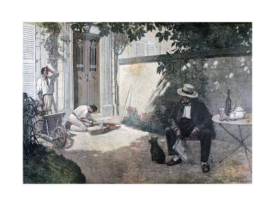 The Good Bourgeois, 1893-Henri Brispot-Giclee Print