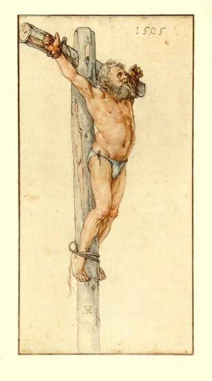 The Good Malefactor-Albrecht D?rer-Collectable Print