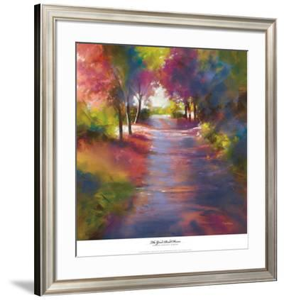 The Good Road Home-Barbara Newton-Framed Art Print