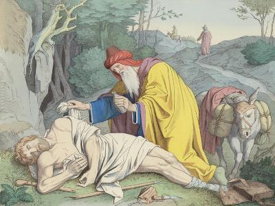 The Good Samaritan--Giclee Print