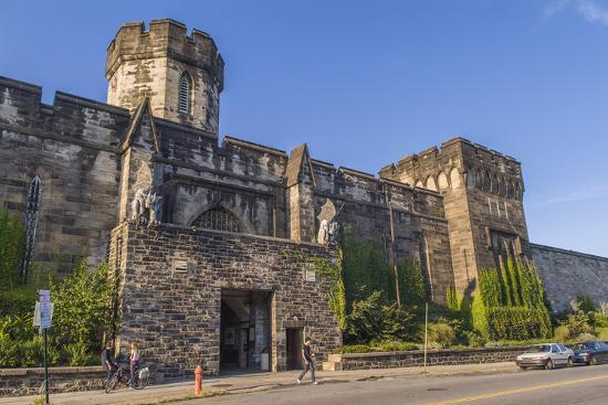 The Gothic Style Eastern State Penitentiary Built in the Early 19th Century in Philadelphia-Richard Nowitz-Photographic Print