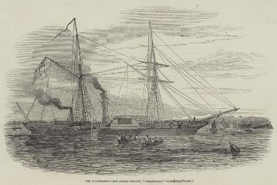The Government Iron Steam-Frigate, Birkenhead--Giclee Print