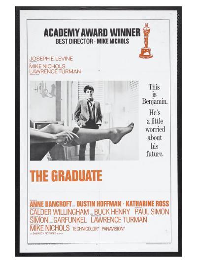 The Graduate, 1967--Art Print