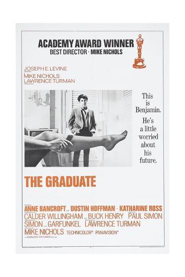The Graduate, 1967--Giclee Print