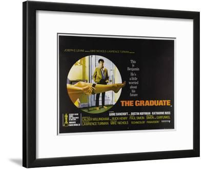 The Graduate, UK Movie Poster, 1967