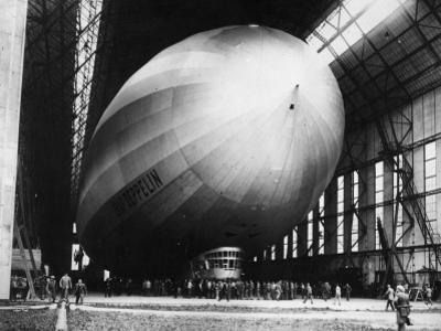 The Graf Zeppelin