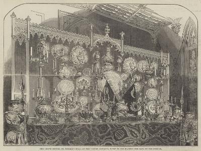 The Grand Buffet--Giclee Print