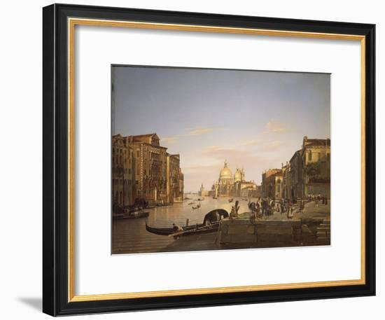 The Grand Canal in Venice, 1838-Francis Cotes-Framed Giclee Print