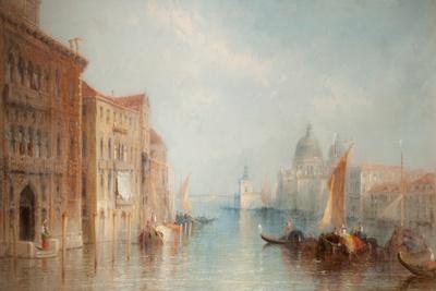 The Grand Canal, Venice-Jane Vivian-Giclee Print