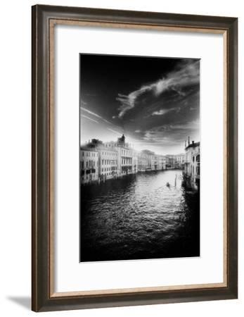 The Grand Canal-Simon Marsden-Framed Giclee Print