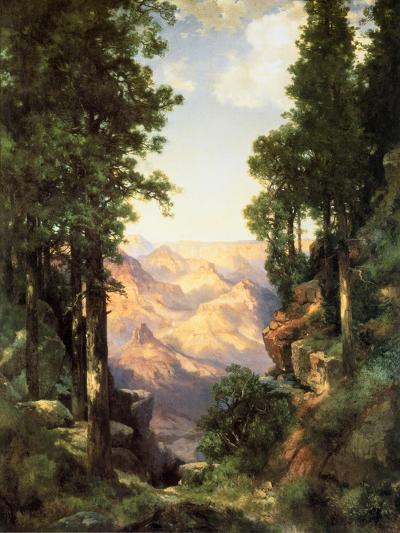 The Grand Canyon, 1919-Thomas Moran Moran-Premium Giclee Print