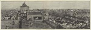 The Grand Durbar at Rawul Pindi, Arrival of the Viceroy of India