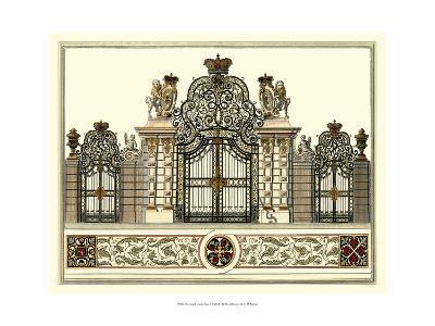 The Grand Garden Gate I-O^ Kleiner-Art Print