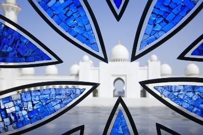The Grand Mosque.-Jon Hicks-Photographic Print