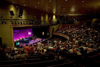 The Grand Ol Opry Night at Theryman Auditorium in Nashville Tennessee--Photographic Print