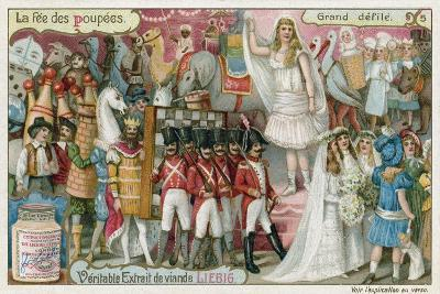 The Grand Procession--Giclee Print