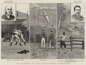 The Grasmere and Lake District Sports, Westmorland