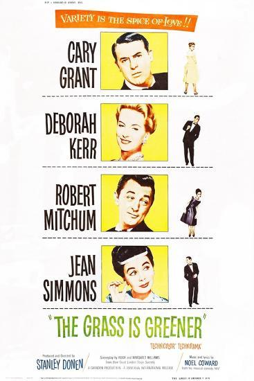 The Grass Is Greener--Art Print