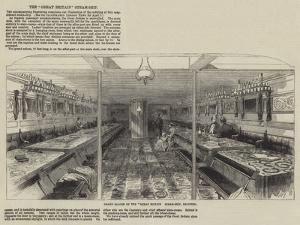 The Great Britain Steam-Ship