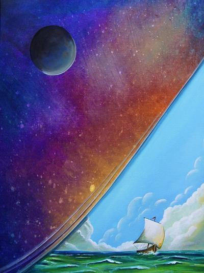 The Great Divide-Cindy Thornton-Art Print