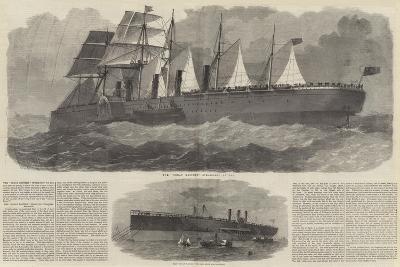 The Great Eastern-Edwin Weedon-Giclee Print