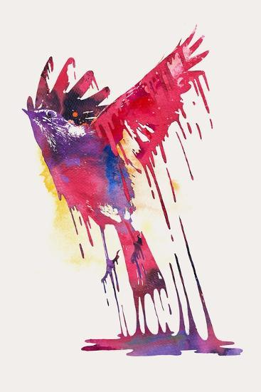 The Great Emerge-Robert Farkas-Art Print