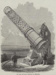The Great Equatorial Telescope for Melbourne